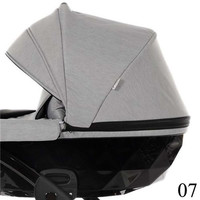 Tweeling kinderwagen - Diamond Duo 07
