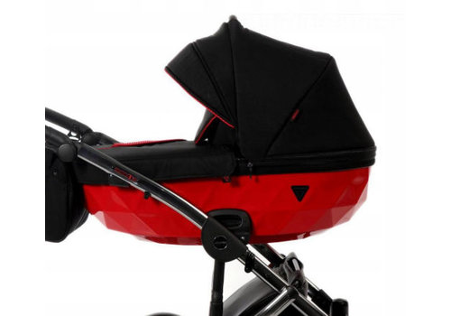 Tweeling kinderwagen - Diamond Supreme Duo 01