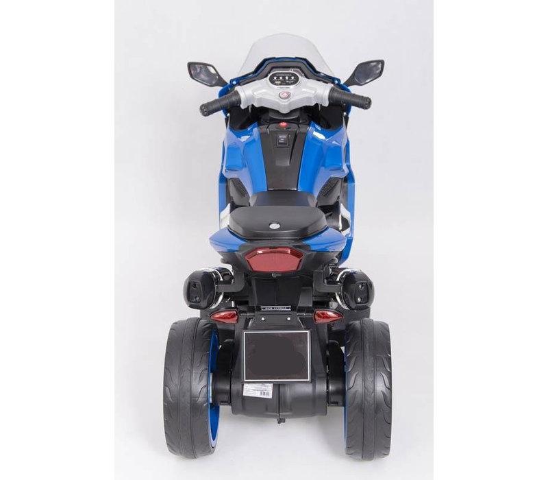 Elektrische kindermotor EG - blauw