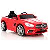 Elektrische kinderauto met accu - Mercedes SL400 rood