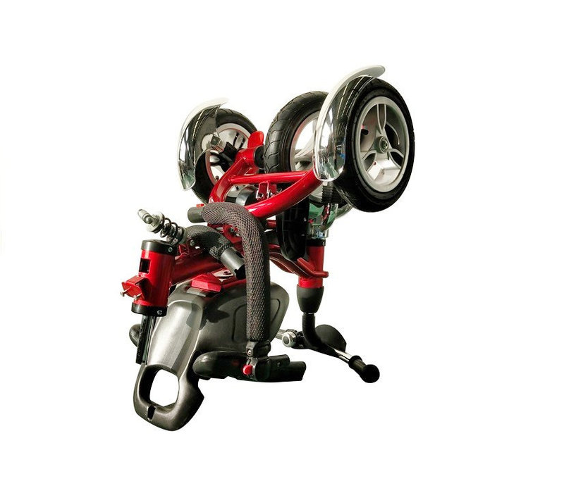 Driewieler Pro600 - rood