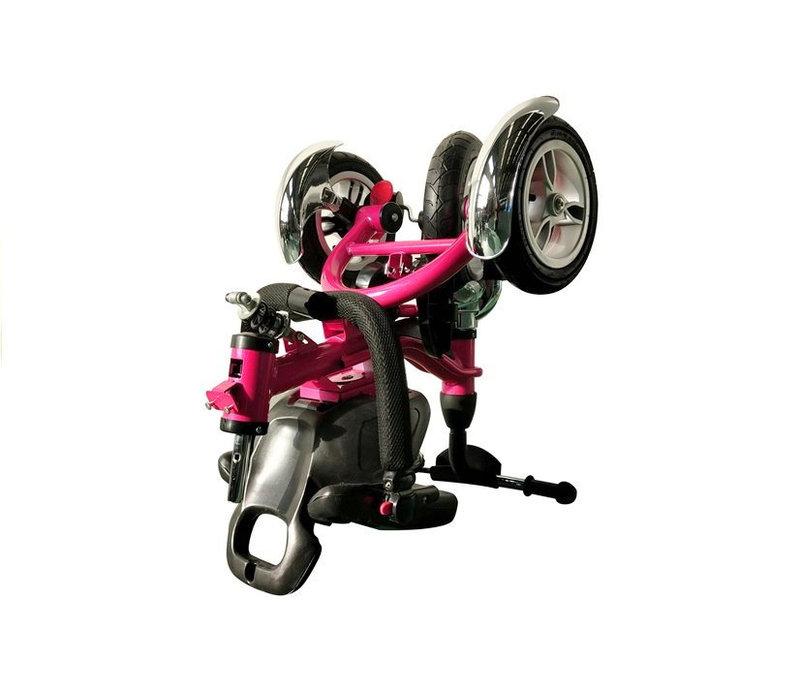 Driewieler Pro600 - roze