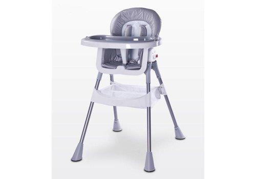 Kinderstoel Pop grijs