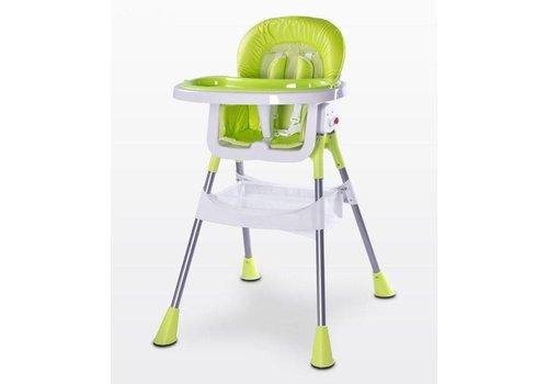 Kinderstoel Pop groen