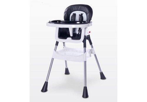 Kinderstoel Pop zwart