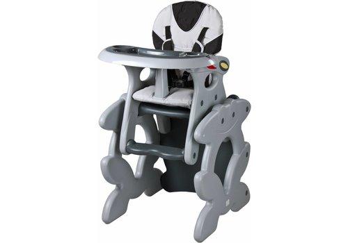 Kinderstoel Primus grijs
