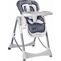 Kinderstoel Bistro grijs is in leuke kleuren te verkrijgen