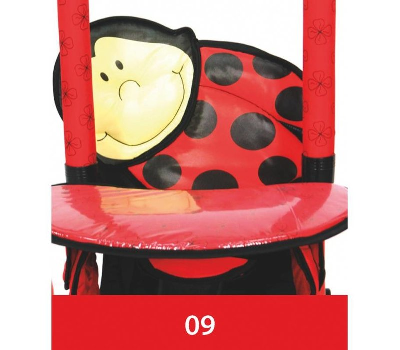 Babyschommel-Kinderschommel 09 Lieveheersbeestje