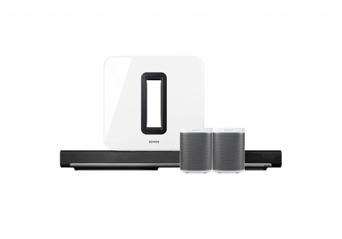 Sonos 5.1 Home Cinema Wit