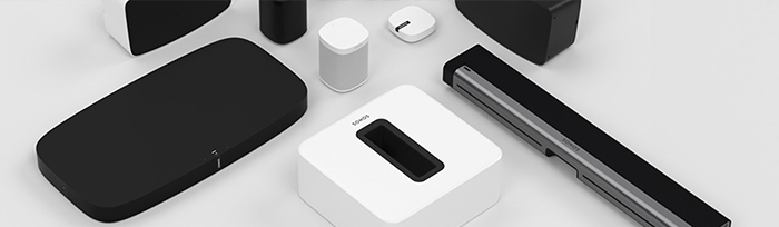 sonos product lineup
