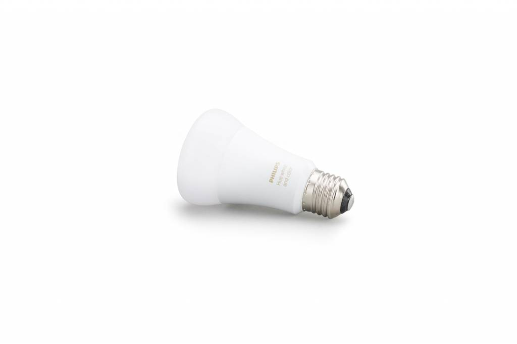 Stroomverbruik Hue Lampen : Philips hue white and color ambiance e single slimme
