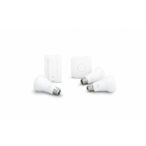 Philips Hue White and Color Ambicance E27 Starter kit