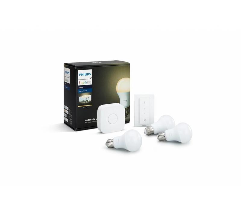 White E27 Starter kit