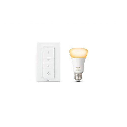 Philips Hue White Ambiance E27 - Lamp inclusief dimmer