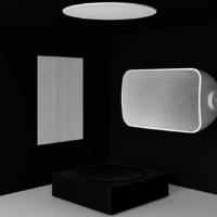 Sonos lanceert inbouw- en buitenspeakers.