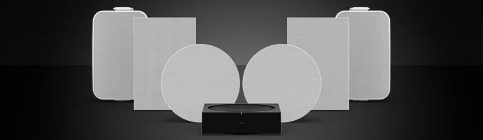 Sonos maximale belasting amp 6 speakers