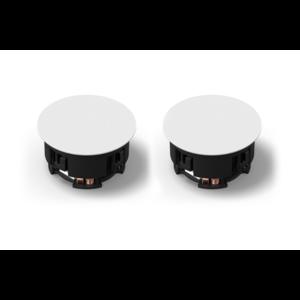 Sonos Sonos inbouw Plafondspeakers (set) by Sonance - wit - inceiling speakers