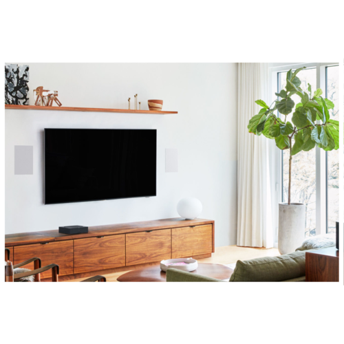 Sonos Sonos inbouw Muurspeakers (set) by Sonance - wit - inwall speakers