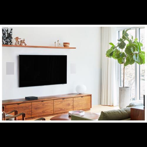 Sonos Inbouw Muurspeaker (per stuk) by Sonance - wit - inwall speaker