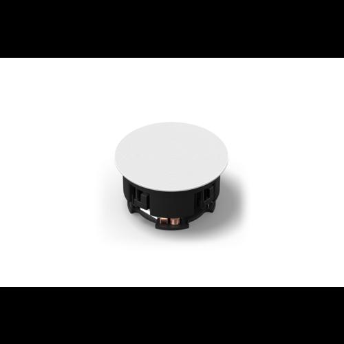 Sonos Inbouw Plafondspeaker (per stuk) by Sonance - wit - inceiling speaker