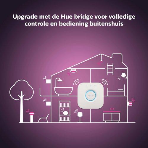 Philips Hue Standaardlamp - wit en gekleurd licht - 1 pack