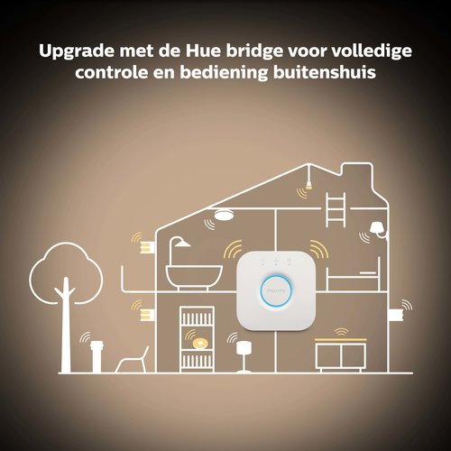 Philips Hue Spot - warm tot koelwit licht - 1 pack