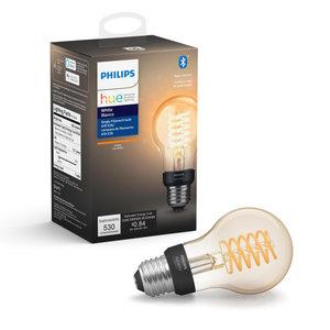 Philips Hue Decoratieve standaardlamp - warmwit licht