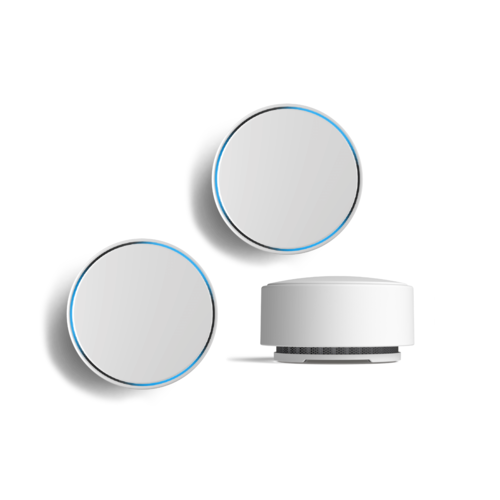 Minut Smart Home Alarm - Alarmsysteem - Privacy protected