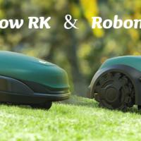 Robomow lanceert nieuwe modellen RT en RK voor 2021