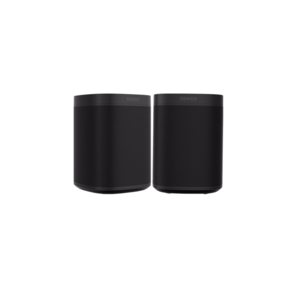 Sonos Sonos One Zwart - Duopack