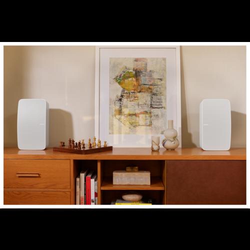 Sonos Five Wit - Duopack