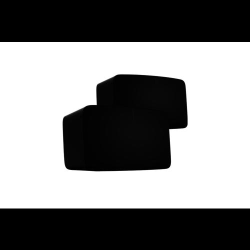 Sonos Five Zwart - Duopack