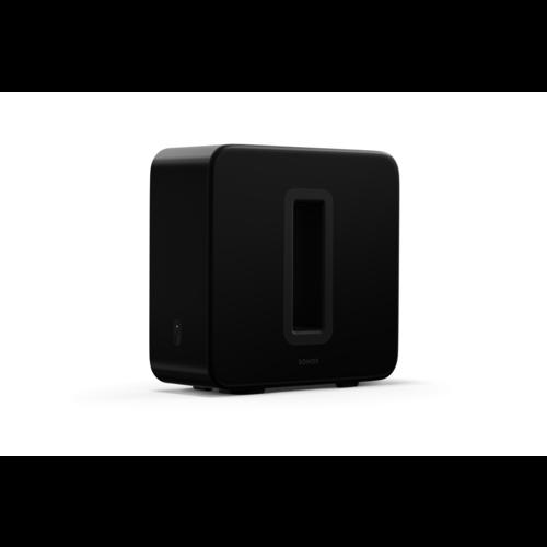 Sonos SUB Zwart V3 - Duopack
