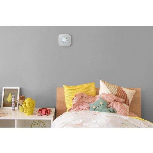 Nest Protect - Multifunctionele Rook- en Koolmonoxide sensor - Draadloos