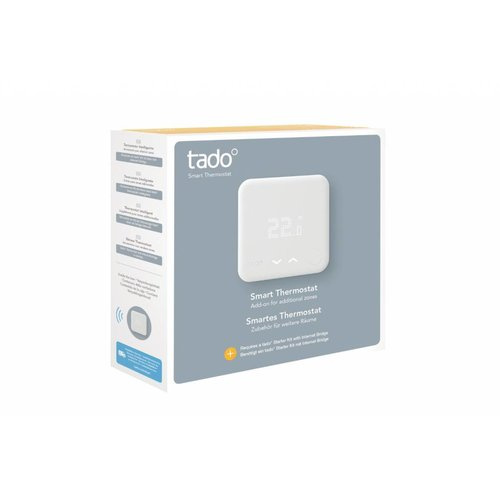 Tado° Extra thermostaat