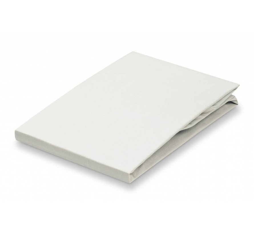 Fitted sheet Natural-086 (percale cotton)