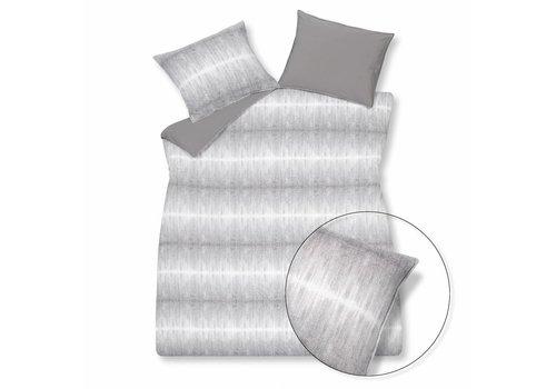 Vandyck PURE 18 duvet cover 200x220 cm Gray-011 (linen / cotton)