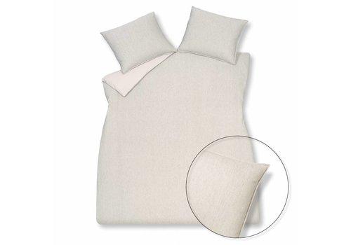 Vandyck PURE 20 duvet cover 240x220 cm Stone-169 (linen / cotton)