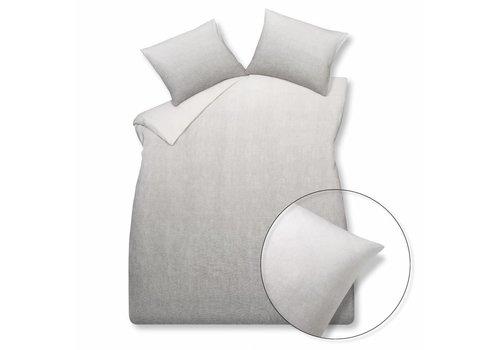 Vandyck PURE 26 duvet cover 140x220 cm Gray-011 (satin cotton)