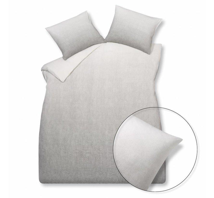 PURE 26 duvet cover 140x220 cm Gray-011 (satin cotton)