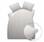 Vandyck PURE 26 duvet cover 200x220 cm Gray-011 (satin cotton)