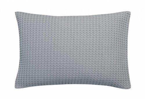 Vandyck HOME Pique pillowcase 40x55 cm Steel Gray-426
