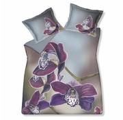 Vandyck BRIGHT ORCHID duvet cover 140x220 cm (sateen cotton)