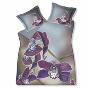 Vandyck BRIGHT ORCHID duvet cover 240x220 cm (sateen cotton)