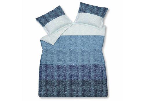Vandyck DETOUR duvet cover 240x220 cm Vintage Blue-403 (sateen cotton)
