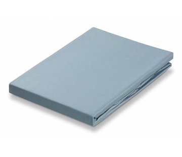Vandyck Fitted sheet Dusty Blue-114 (satin cotton)