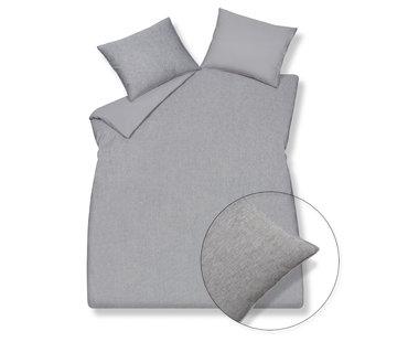 Vandyck Duvet cover PURE 29 Gray 240x220 cm (linen / cotton)