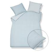 Vandyck Duvet cover PURE 27 Faded Denim 140x220 cm (linen / cotton)