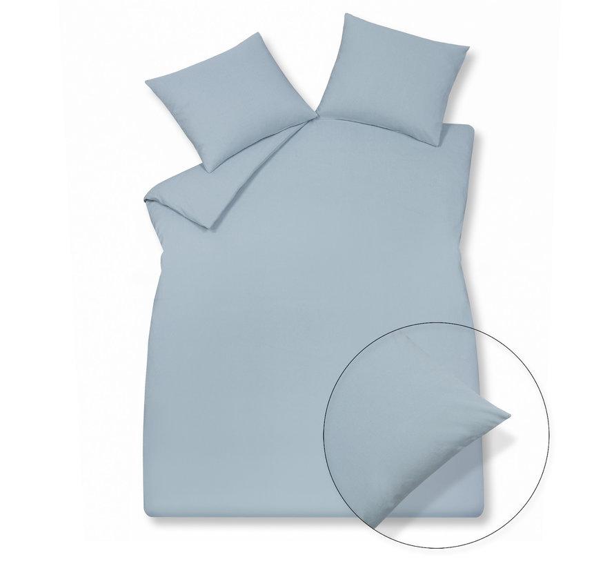 Dekbedovertrek PURE 32 Dusty Blue 200x220 cm (linnen/katoen) PRSA19132