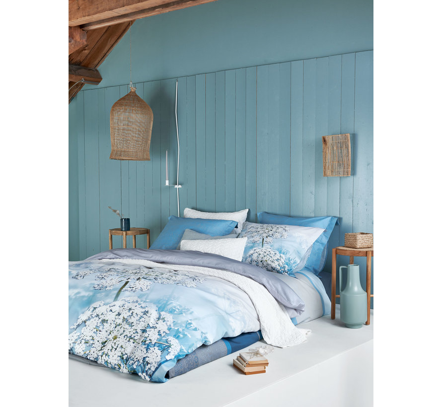 Duvet cover FUNKY Faded Denim 140x220 cm (satin) SABB19102